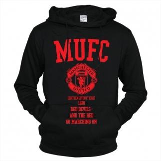 Manchester United 04 - Толстовка мужская