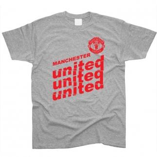 Manchester United 05 - Футболка мужская