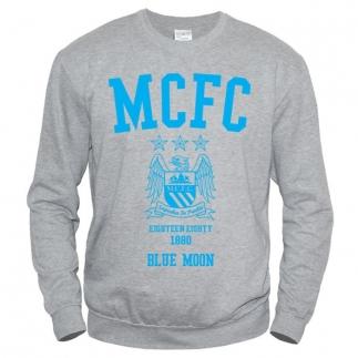 Manchester City 01 - Свитшот мужской