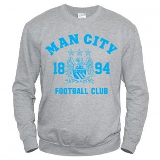 Manchester City 02 - Свитшот мужской