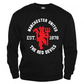 Manchester United 01 - Свитшот мужской