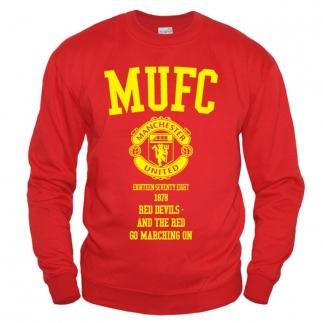 Manchester United 04 - Свитшот мужской