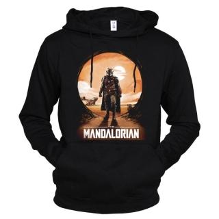 Мандалорец 05 - Толстовка мужская