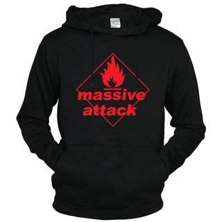 Massive Attack 02 - Толстовка мужская
