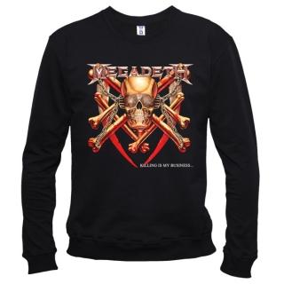 Megadeth 01 - Свитшот мужской