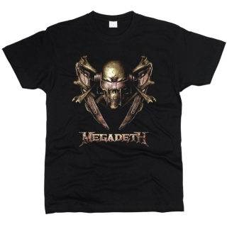 Megadeth 02 - Футболка мужская