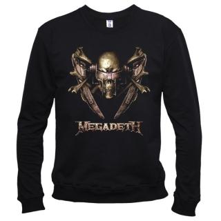 Megadeth 02 - Свитшот мужской