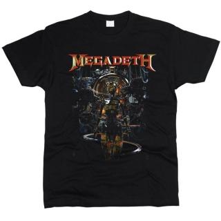 Megadeth 03 - Футболка мужская
