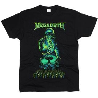 Megadeth 04 - Футболка мужская