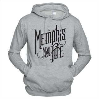 Memphis May Fire 02 - Толстовка мужская