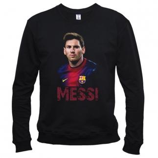 Messi 01 - Свитшот мужской