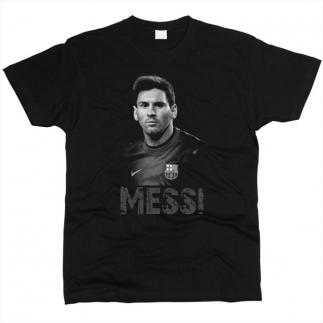 Messi 02 - Футболка мужская