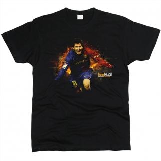 Messi 05 - Футболка мужская