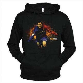 Messi 05 - Толстовка мужская