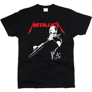 Metallica 01 - Футболка мужская