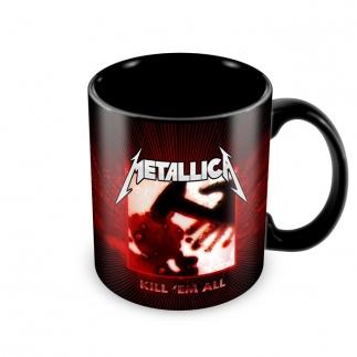 Чашка Metallica 02