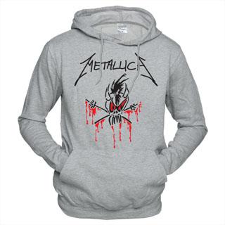 Metallica 02 - Толстовка мужская
