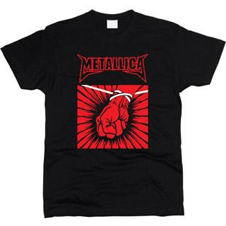 Metallica 03 - Футболка мужская