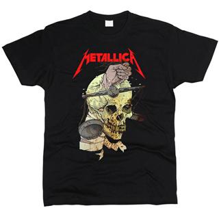 Metallica 04 - Футболка мужская