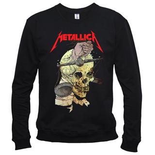 Metallica 04 - Свитшот мужской