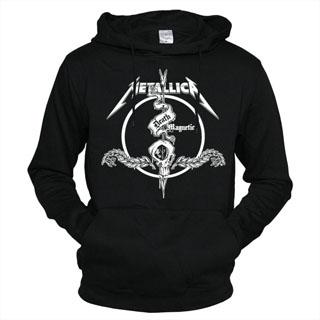 Metallica 05 - Толстовка мужская