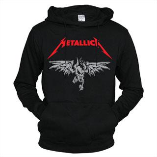 Metallica 06 - Толстовка мужская