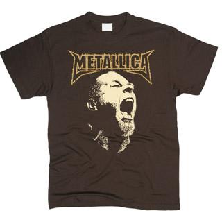 Metallica 07 - Футболка мужская