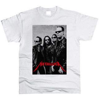 Metallica 09 - Футболка мужская