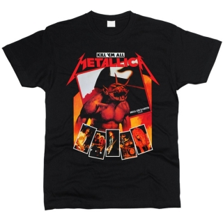 Metallica 10 - Футболка мужская