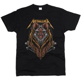 Metallica 11 - Футболка мужская