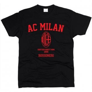 Milan 01 - Футболка мужская