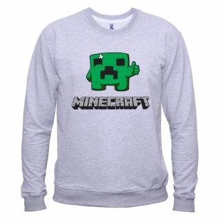 Minecraft 01 - Свитшот мужской