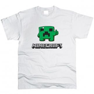 Minecraft 01 - Футболка мужская