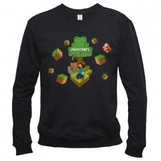 Minecraft 04 - Свитшот мужской