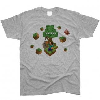 Minecraft 02 - Футболка мужская