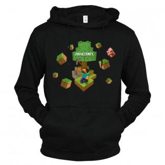 Minecraft 04 - Толстовка мужская
