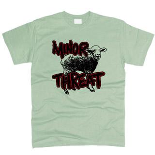 Minor Threat 04 - Футболка мужская