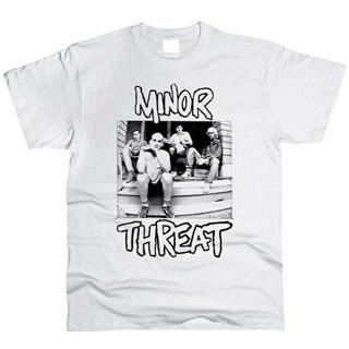 Minor Threat 05 - Футболка мужская