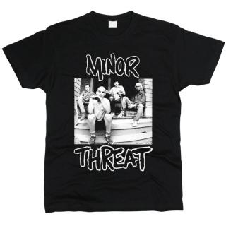 Minor Threat 06 - Футболка мужская