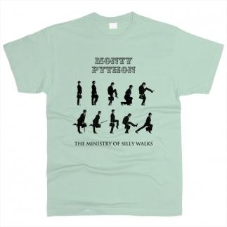 Monty Python 01 - Футболка мужская