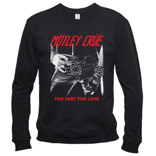 Motley Crue 05 - Свитшот мужской