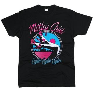 Motley Crue 06 - Футболка мужская