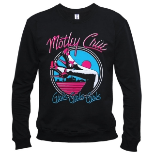Motley Crue 06 - Свитшот мужской