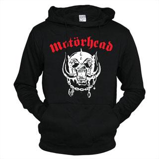 Motorhead 01 - Толстовка мужская