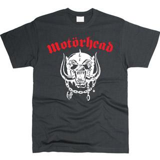 Motorhead 01 - Футболка мужская