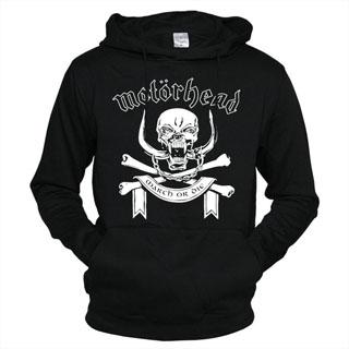 Motorhead 02 - Толстовка мужская
