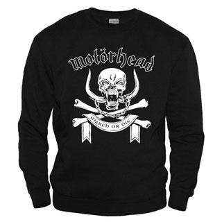 Motorhead 02 - Свитшот мужской