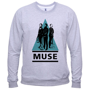 Muse 02 - Свитшот мужской