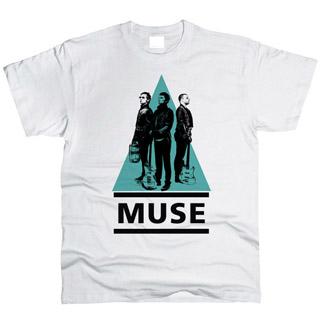 Muse 02 - Футболка мужская