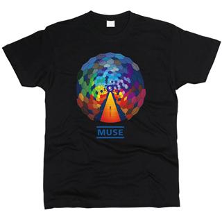 Muse 06 - Футболка мужская